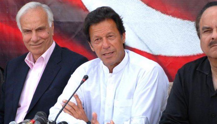 Shehbaz Sharif head of a corrupt flock: Imran Khan
