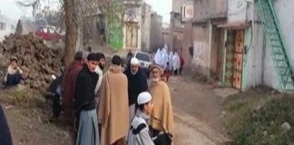 Three brothers, ward boy shot dead in broad daylight in Nowshera