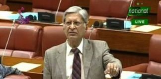 PML-N attacking judiciary to create room for military to take over: Aitzaz Ahsan