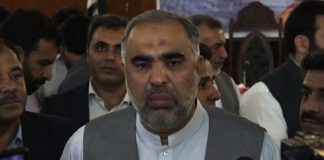Uplift of tribal districts govt's top priority: Asad Qaiser