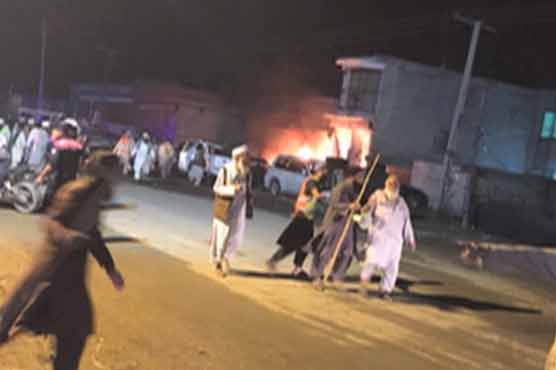 Death toll of Raiwind blast climbs to 11 after injured policeman died
