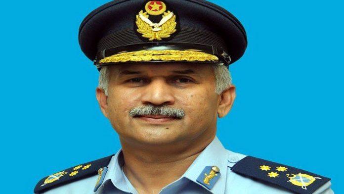 Air Marshal Mujahid Anwar Khan