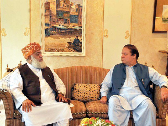 Nawaz voice concerns over JUI-F's role in Senate elections: Reports