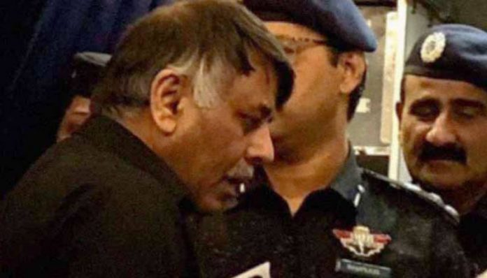 Rao Anwar allowed B-class prison facilities in high profile case