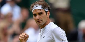 Roger Federer chases Chung to reach semi-finals