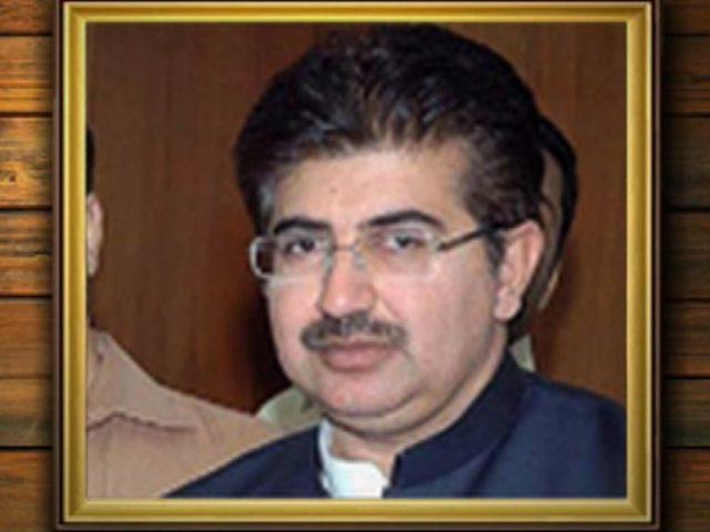 India wants to destroy peace in region: Sanjrani