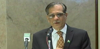 Fully independent police force vital to ensure rule of law: CJP