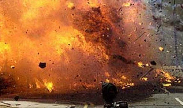 Blast rocks Afghan city killing at least seven: officials
