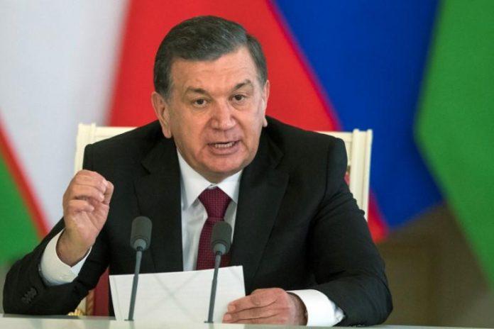 Uzbekistan offers to host talks between Afghan government, Taliban