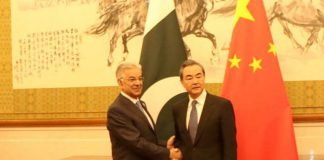 Cino-Pak relations firm as ever, to never rust: China