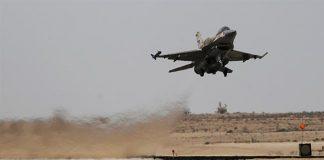 Israeli jets target Hamas positions in Gaza
