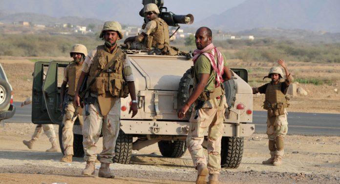 4 Saudi soldiers killed near Yemen border
