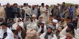 IG FC assures to address problems of Ahmedzai Wazir tribe