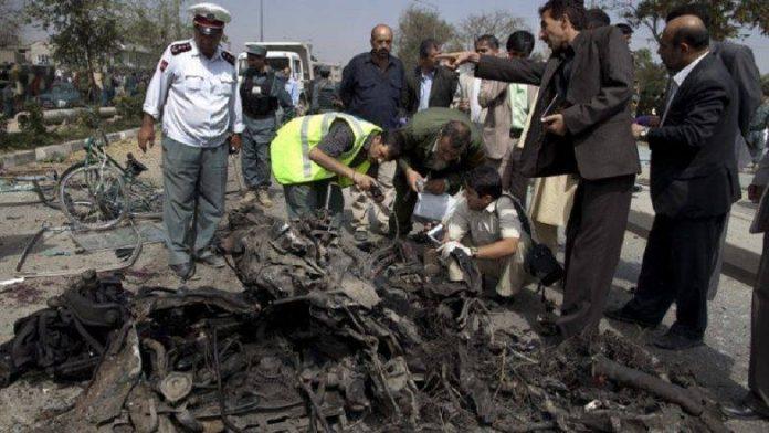 Six killed in Herat blast in western Afghanistan