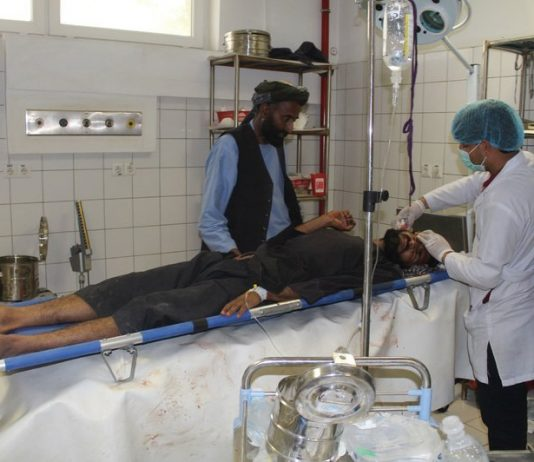 Over 2,000 civilians casualties in Afghanistan in first quarter of 2018: UN