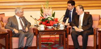 China will continue to support Pakistan: Chinese vice president