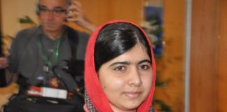 Malala returns to London as Pakistan trip comes to end today