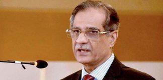 Efforts being made to slander judiciary: CJP | Khyber News