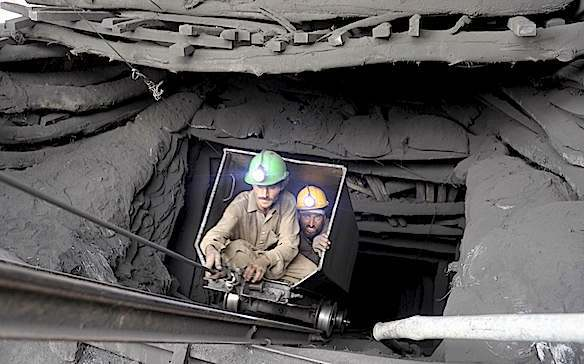Two laborers killed in Dara Adam Khel coalmine collapse