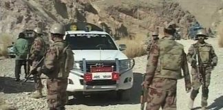 Seven soldiers martyred in two separate incidents in Balochistan: ISPR