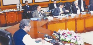 CCI constitutes committee to present recommendations over water distribution issues