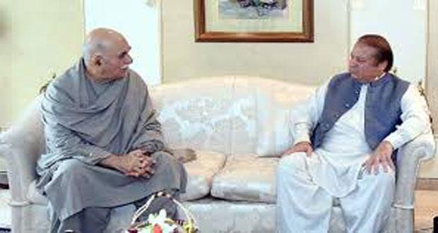 Nawaz consults coalition partners over caretaker setup