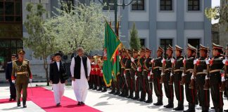 Pakistan, Afghanistan