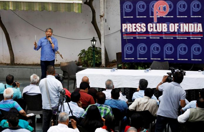 Indian journalists say they are intimidated, ostracized for criticizing Modi, BJP