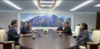 A new history starts now' as leaders of two Koreas meet