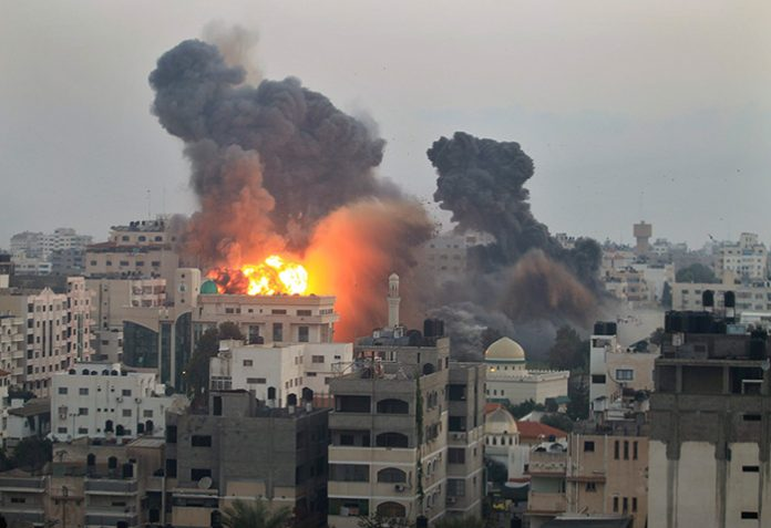 Palestinian youth succumbs to injuries after Israeli shelling