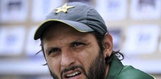Afridi confirms playing for ICC World XI against West Indies