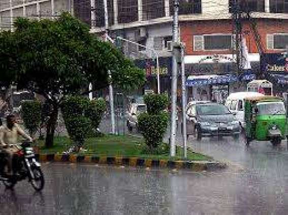 Weather turns pleasant in KP; cloudy weather to prevail