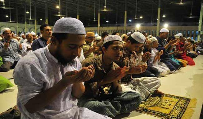 Muslims to observe Shab-e-Barat tonight
