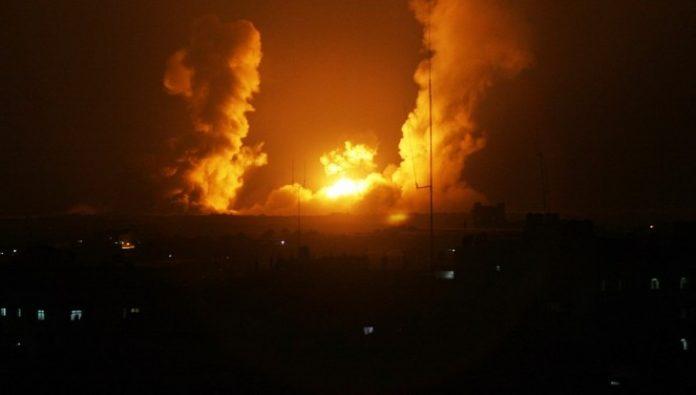 Israel says struck 25 more Hamas targets overnight after rocket, mortar fire