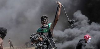 Israel's violence against unarmed palestineans triggers Int'l condemnation