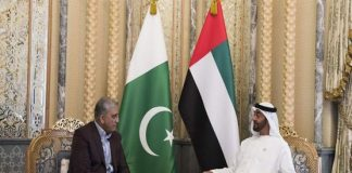 COAS meets Abu Dhabi's crown prince, discuss defence cooperation