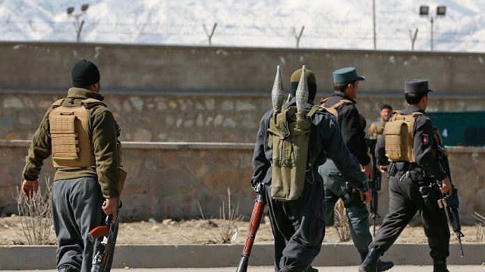 Afghan police shoot would-be suicide bomber in Kabul