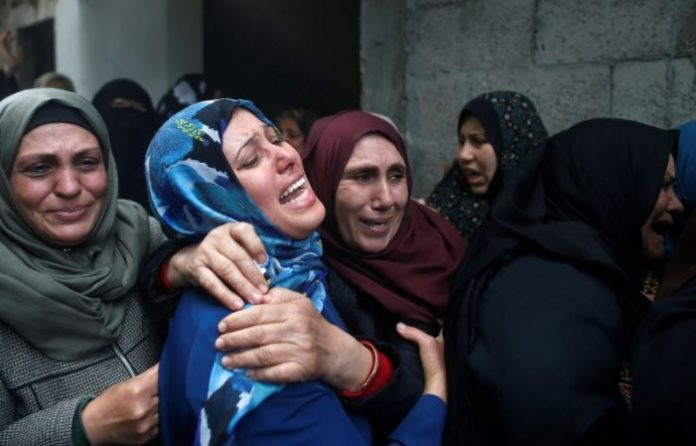Palestinian dies after being shot in Gaza clashes | Khyber News