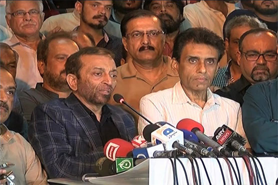 MQM-P factions join hands for May 5 public meeting