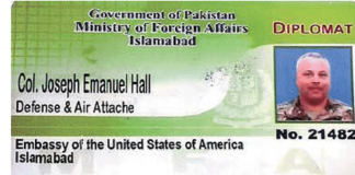 US diplomat involved in Islamabad accident leaves Pakistan