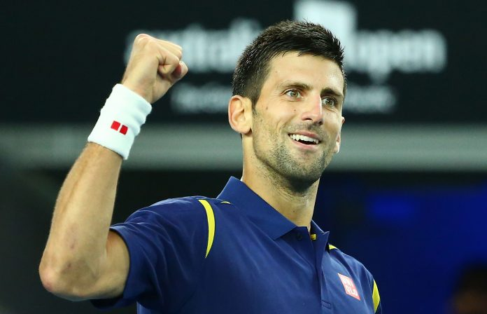 Djokovic beats Dutra Silva in French Open first round