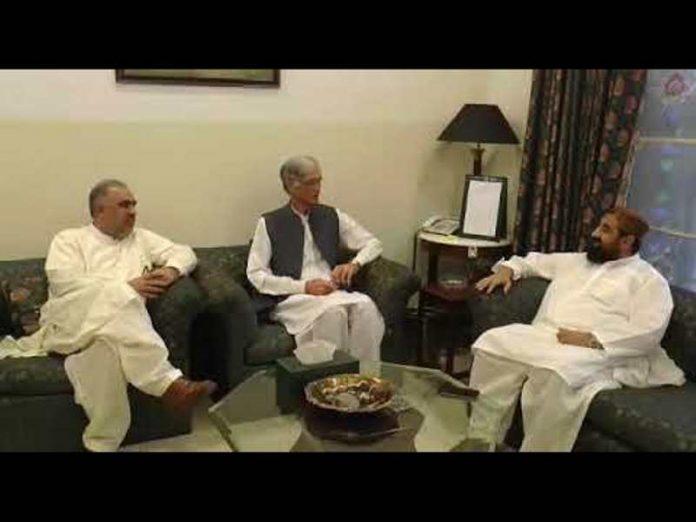 CM Khattak, Lutfur Rehman meeting today to name caretaker KP CM