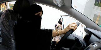 Saudi women take victory laps as driving ban ends