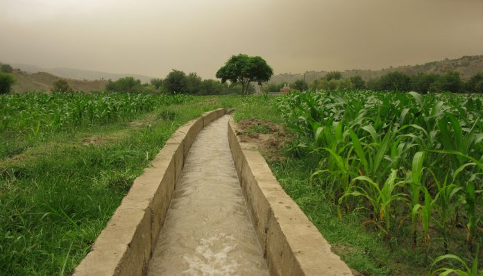 Federal Govt chalks out plan for improvement of irrigation system in FATA