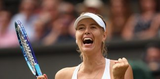 Sharapova digs deep to win on French Open return