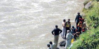 Four children drown in river in Abbottabad