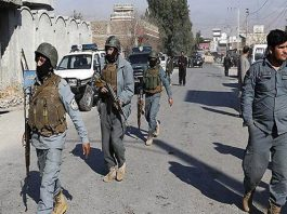 40 wounded in bomb blast, clash at Afghan government compound in Samangan