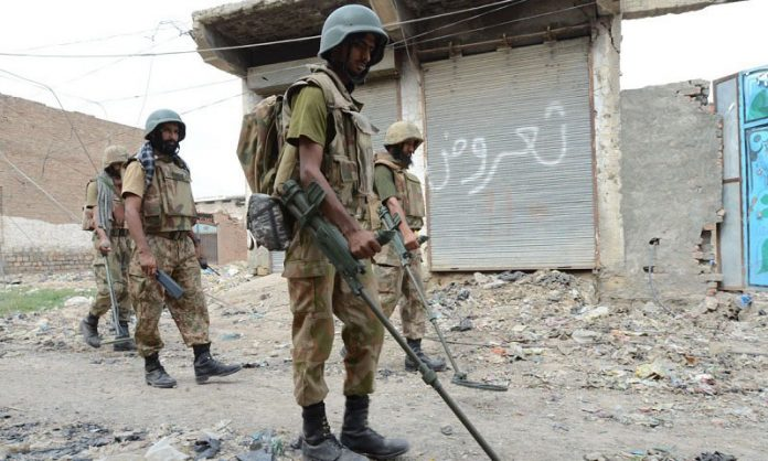 Security forces recover heavy ammunition from North Wazirstan