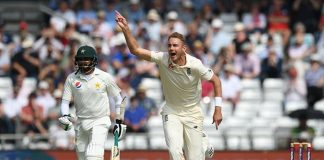 Pakistan all out at 174 on first day of 2nd Test against England