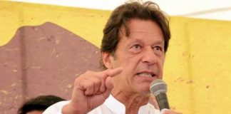 Imran Khan vows to resolve water crisis after coming to power